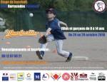 Le MUC Barracudas Baseball, en partenariat avec la ville de Montpellier propose un stage de baseball pour les filles et les garçons de 8 à 16 ans. Encadré par les […]